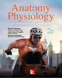 Anatomy and Physiology: An Integrative Approach 2nd Edition by Michael McKinley PDF - Books with Benefits