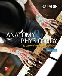 Anatomy and Physiology The Unity of Form and Function 8th Edition by Kenneth S. Saladin PDF - Books with Benefits