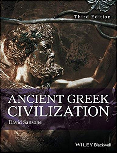 Ancient Greek Civilization 3rd Edition by David Sansone PDF