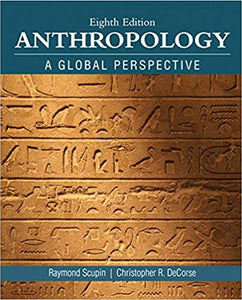 Anthropology  8th Edition by Raymond R Scupin PDF - Books with Benefits