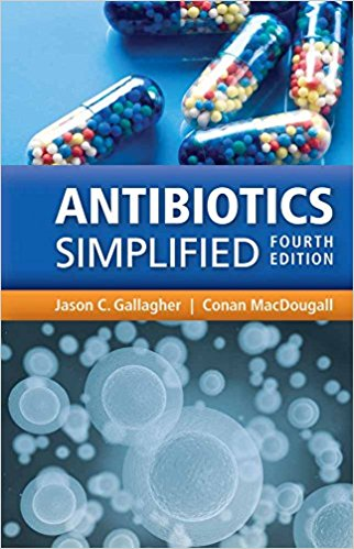 Antibiotics Simplified 4th Edition by Jason C. Gallagher PDF - Books with Benefits