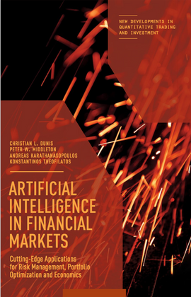 Artificial Intelligence in Financial Markets: Cutting Edge Applications for Risk Management, Portfolio Optimization and Economics by Christian L. Dunis PDF