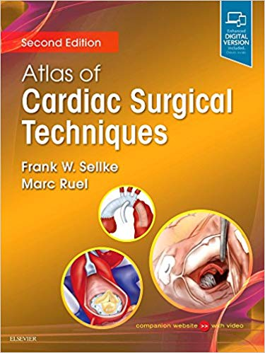 Atlas of Cardiac Surgical Techniques 2nd Edition by Frank Sellke PDF - Books with Benefits
