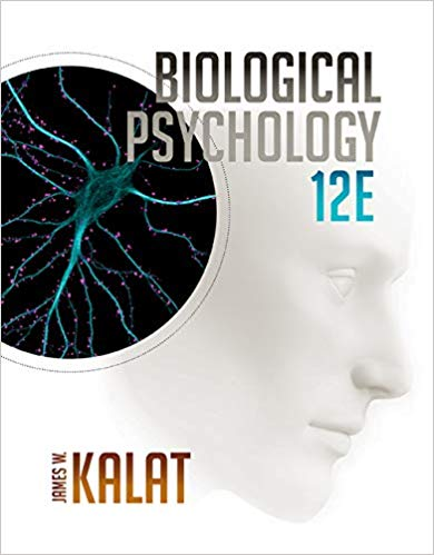 Biological Psychology 12th Edition by James W. Kalat  PDF - Books with Benefits