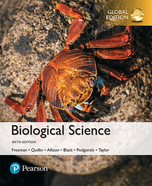Biological Science by  Scott Freeman Global PDF - Books with Benefits