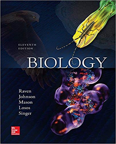 Biology 11th Edition by Peter H Raven PDF