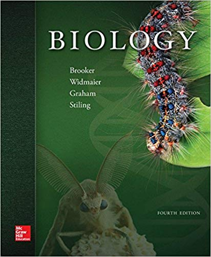 Biology 4th Edition by Robert J. Brooker PDF