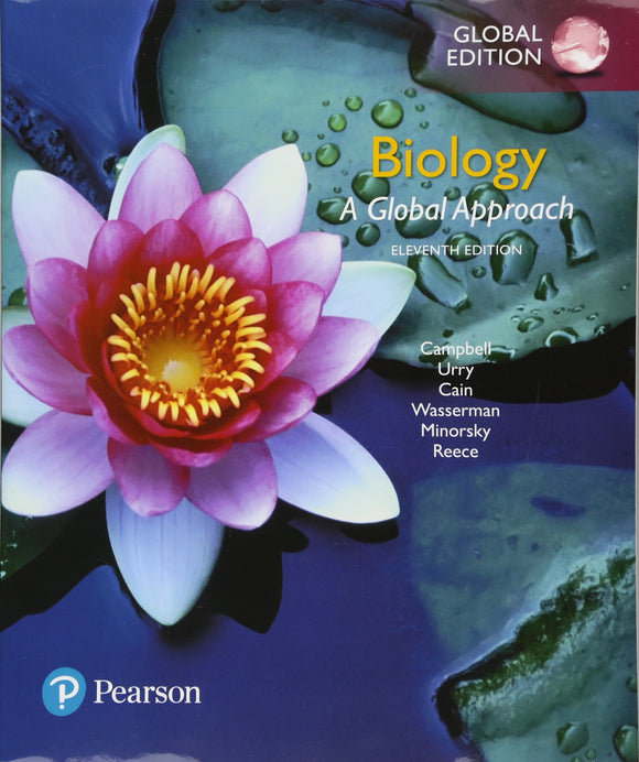Biology; A Global Approach 11th 11E Global Edition Campbell PDF - Books with Benefits