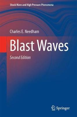 Blast Waves 2nd ed. 2018 Edition by Charles E. Needham PDF - Books with Benefits