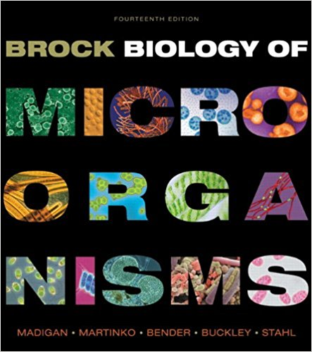 Brock Biology of Microorganisms  14th Edition by Michael T. Madigan PDF - Books with Benefits