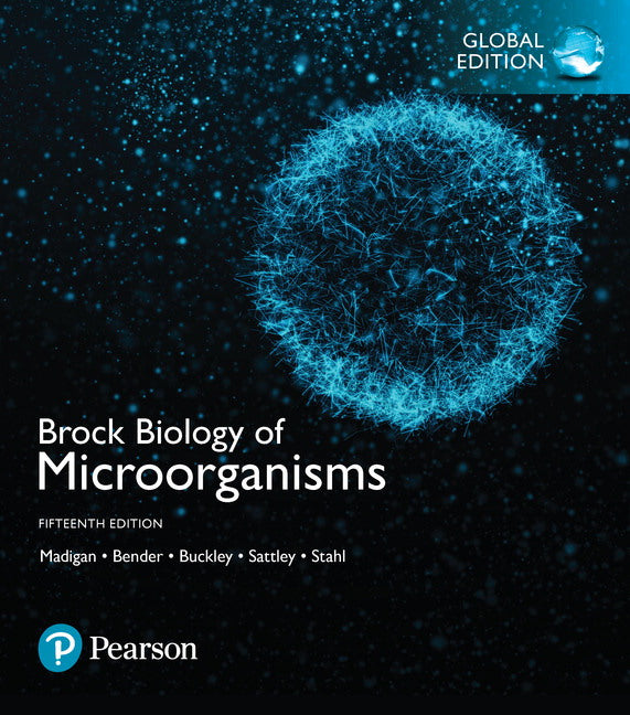 Brock Biology of Microorganisms 15th 15E Global PDF