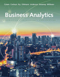 Business Analytics 3rd Edition by Jeffrey D. Camm PDF