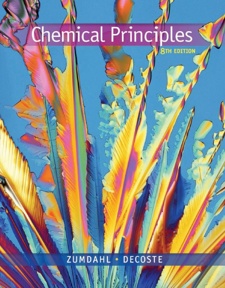 Chemical Principles 8th Edition by Steven S. Zumdahl PDF
