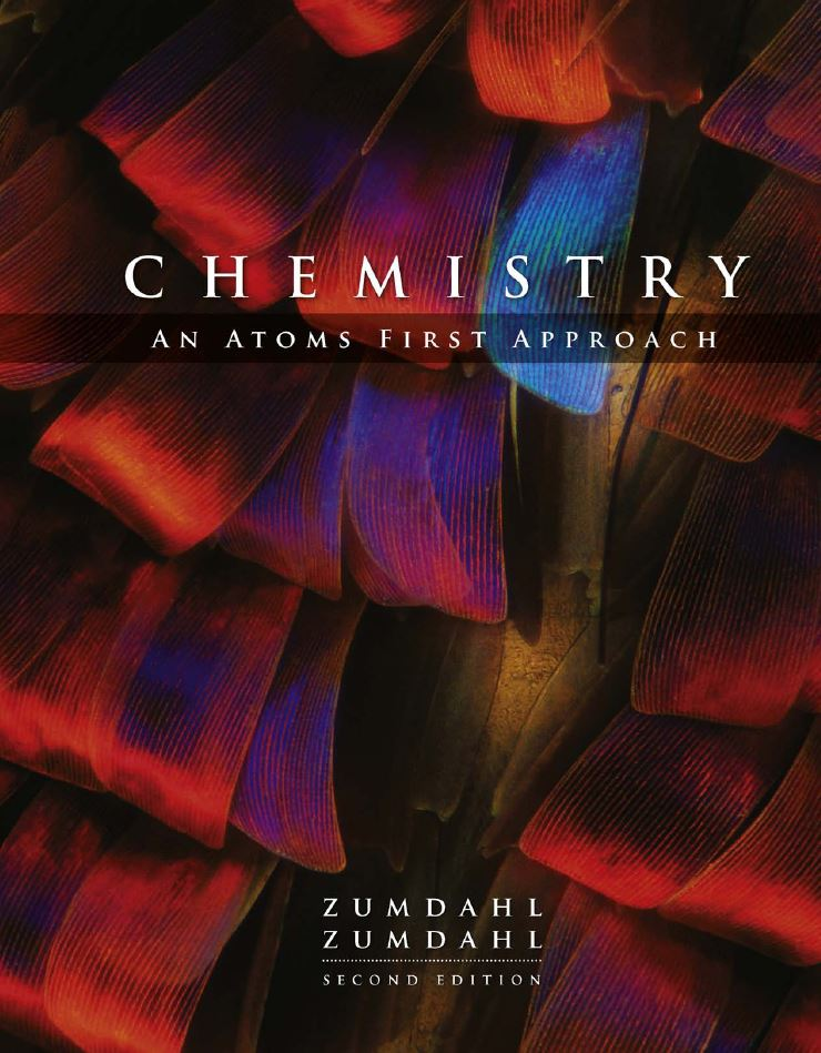 Chemistry: An Atoms First Approach 2nd Edition by Steven S. Zumdahl PDF