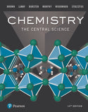 Chemistry: The Central Science  14th Edition by Theodore E. Brown PDF