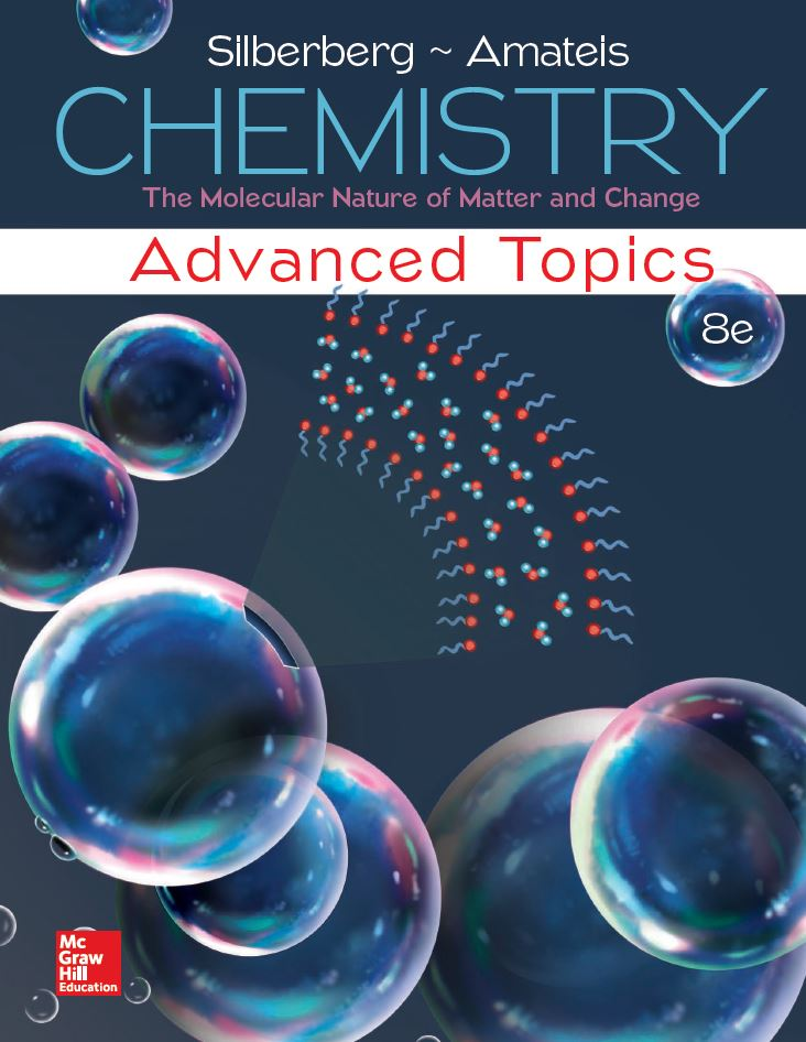 Chemistry: The Molecular Nature of Matter and Change  by Martin Silberberg Dr. 8th Edition PDF