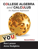 College Algebra and Calculus: An Applied Approach  2nd Edition by Ron Larson  PDF
