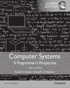 Computer Systems: A Programmer's Perspective , Global Edition PDF - Books with Benefits