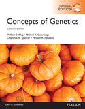 Concepts of Genetics 11th 11E Global by William Klug PDF