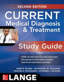 CURRENT Medical Diagnosis and Treatment Study Guide, 2nd Edition by Gene R. Quinn PDF