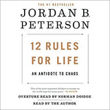 12 Rules for Life: An Antidote to Chaos  Unabridged Jordan B. Peterson Audiobook MP3