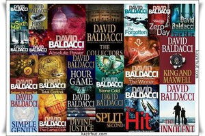 David Baldacci Ebooks Collection - Books with Benefits