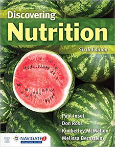 Discovering Nutrition 6th Edition by Paul Insel PDF - Books with Benefits
