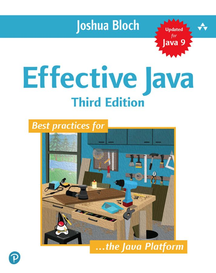 Effective Java  3rd Edition by Joshua Bloch PDF