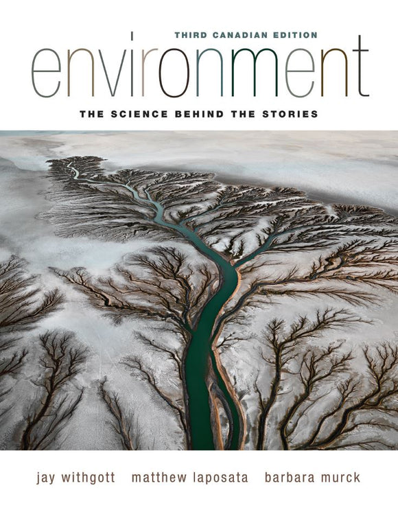 Environment; The Science Behind the Stories 3rd 3E PDF