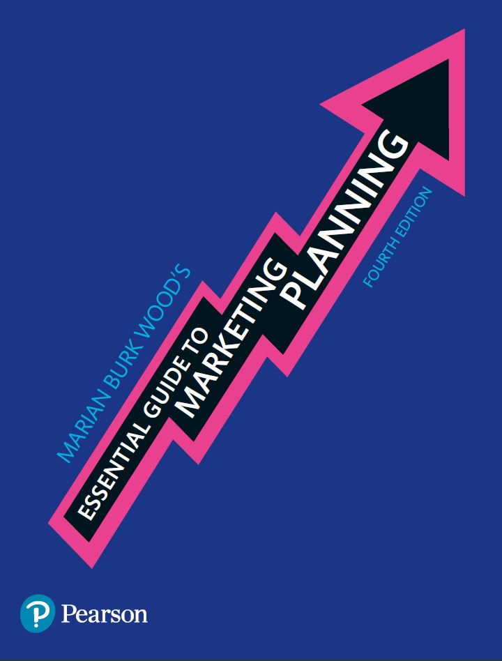 Essential Guide to Marketing Planning 4th 4E by Marian Burk Wood PDF