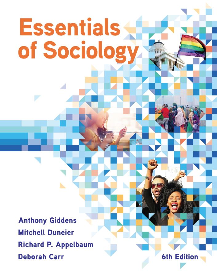 Essentials of Sociology  Sixth Edition by Richard P. Appelbaum PDF