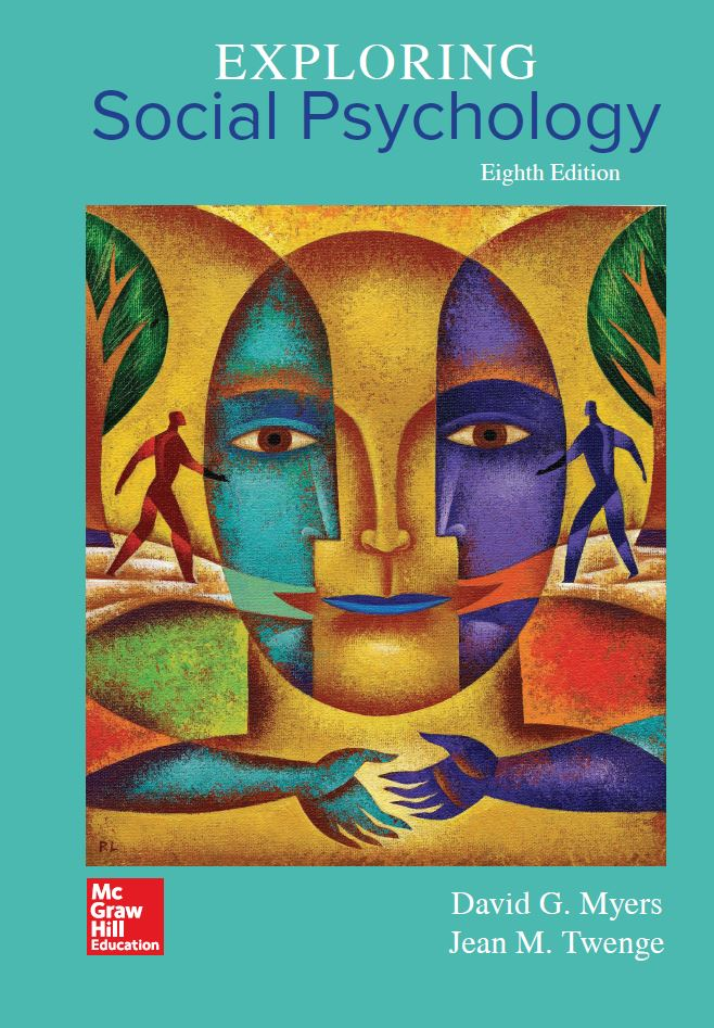 Exploring Social Psychology 8th Edition by David Myers PDF