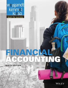 Financial Accounting -9th Edition by Jerry J. Weygandt PDF - Books with Benefits
