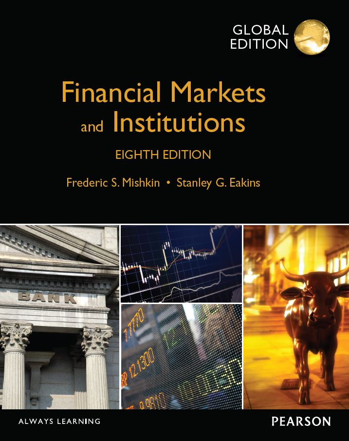 Financial Markets and Institutions 8th Global Edition PDF