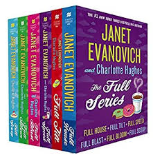 Full Series 1-6 Ebooks by Janet Evanovich and Charlotte Hughes - Books with Benefits