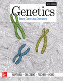 Genetics: From Genes to Genomes 6th Edition by Leland Hartwell PDF
