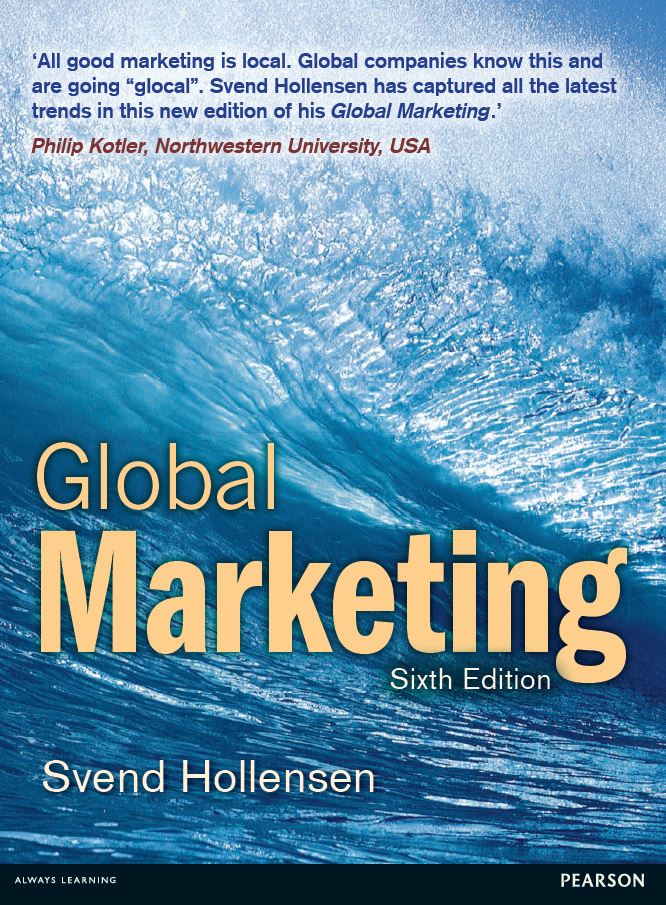 Global Marketing  6th Edition by Svend Hollensen PDF