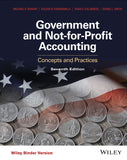 Government and Not-for-Profit Accounting,  Concepts and Practices  7th Edition by Michael H. Granof PDF