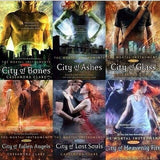 The Mortal Instruments Series (1-6) - Cassandra Clare (Ebook)