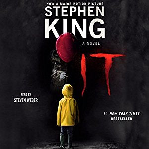 It by Stephen King  Audiobook MP3 - Books with Benefits