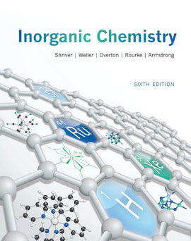Inorganic Chemistry Sixth Edition(6 ed) by Duward Shriver PDF