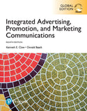 Integrated Advertising Promotion and Marketing Communications 8th PDF