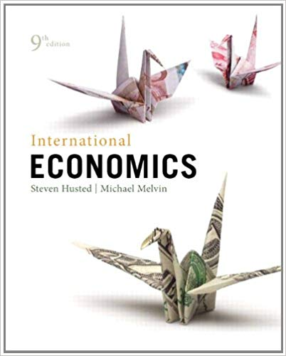 International Economics 9th Edition by Steven Husted PDF