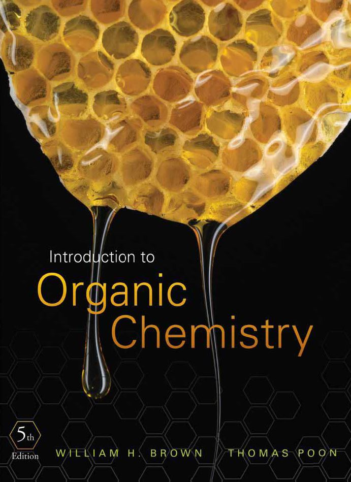Introduction to Organic Chemistry 5th Edition by William H. Brown PDF
