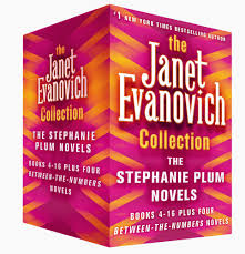 Janet Evanovich  Collection Ebooks - Books with Benefits