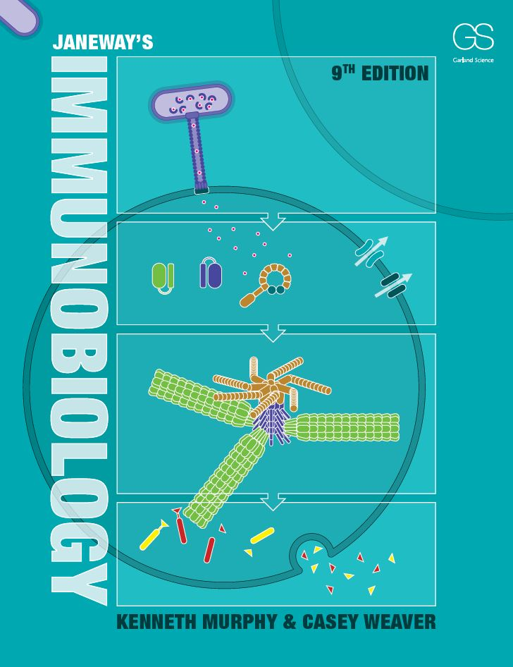 Janeway's Immunobiology 9th Edition by Kenneth Murphy PDF