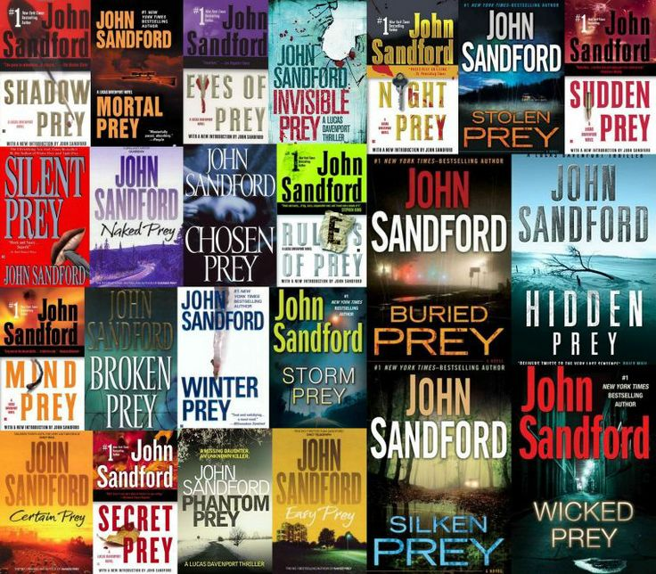 John Sandford Ebooks Collection