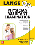 LANGE Q and A Physician Assistant Examination 7th Edition by Rachel Carlson  PDF