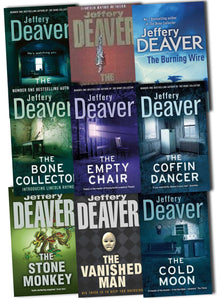 Lincoln Rhyme 1-13 Jeffery Deaver Ebooks - Books with Benefits