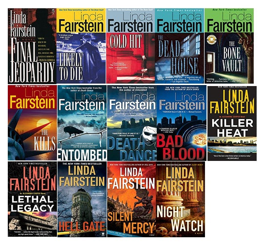 Alexandra Cooper 1-19  by Linda Fairstein eBook - Books with Benefits